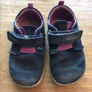Merrell 7.5 Bare Steps Shoes